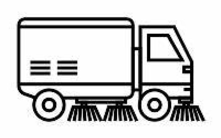 Sweeping Truck