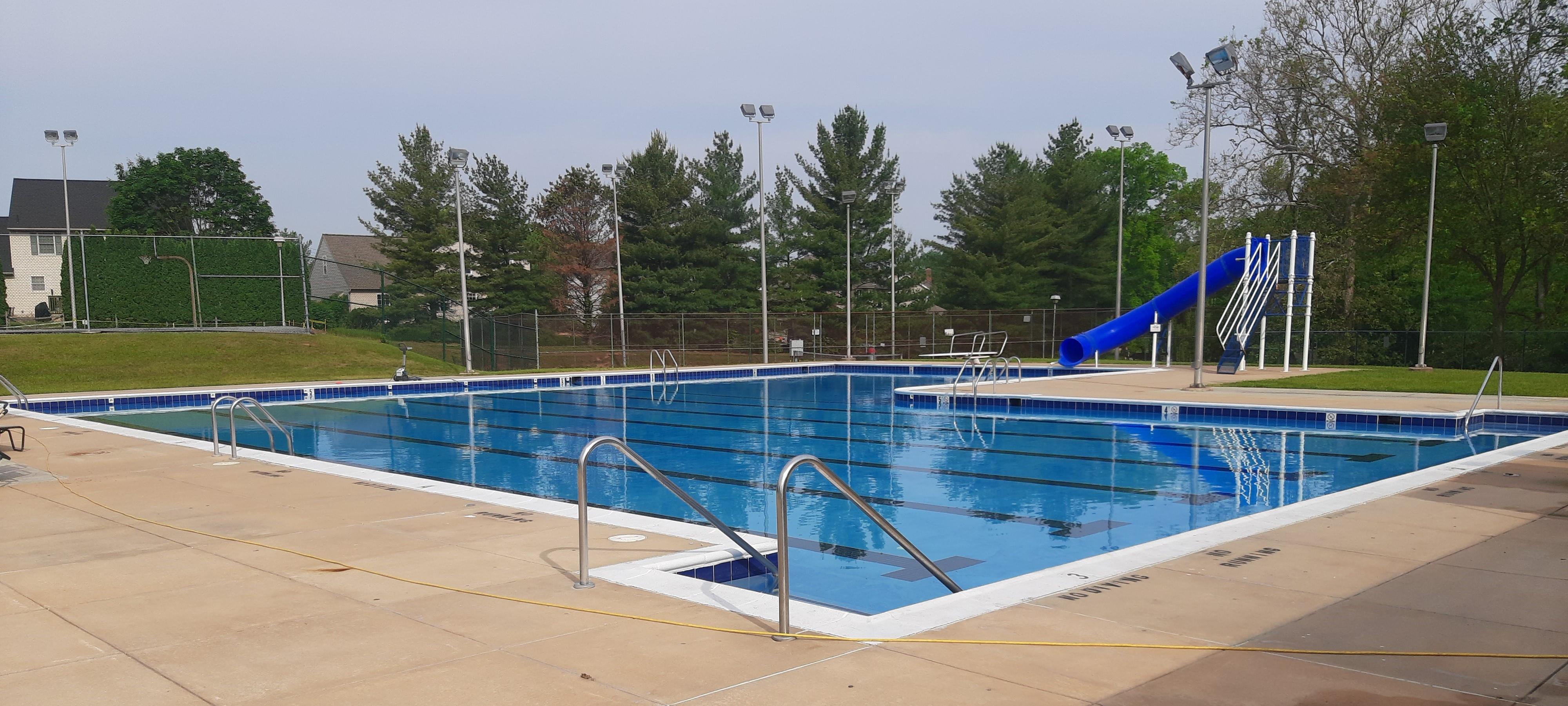 Reamstown Pool Pic